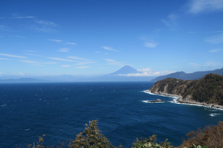 恋人岬より富士山4